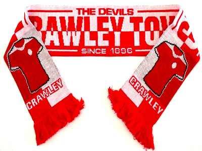 Blackburn Rovers Schal Fanschal Fussball Schal Flag